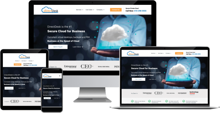 cloud-services-wordpress-elementor-web-design