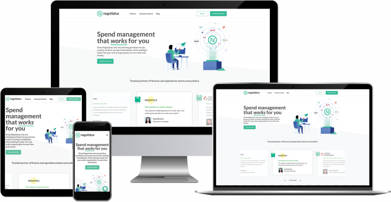 Negotiatus_Procurement_Company_WordPress_Elementor_Web_Design